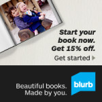 Blurb Book Flash Sale – 25% Off!